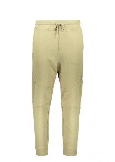 C.P. Company Lens Jogging Bottoms - Olive