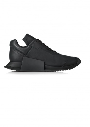 Adidas x Rick Owens Level Runner Low II - Black / Milk