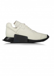 Adidas x Rick Owens Level Runner Low II - Milk / Black