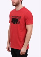 Graphic Sony Tee - Red