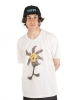 Eden Power Corp Lil Wretched SS Tee - White / Black