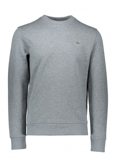 Lacoste Logo Sweater - Galaxite Chine