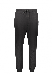 McQ by Alexander McQueen Logo Sweatpants - Darkest Black