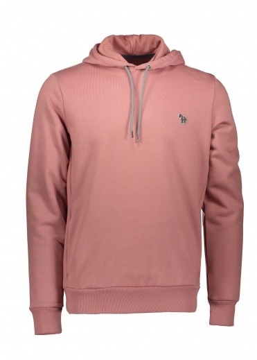 Paul Smith Long Sleeve Hoodie - Powder