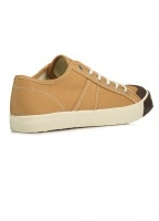 Colchester Rubber Co. Low Top - Brown