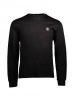 LS Badge Tee - Black