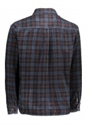 Carhartt LS Flint Corduroy Shirt - Tobacco
