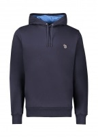 Paul Smith LS Hoody - Dark Navy
