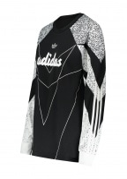 adidas Originals Apparel LS Jersey - Black / White