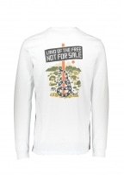 LS Not For Sale Responsibili-T - White