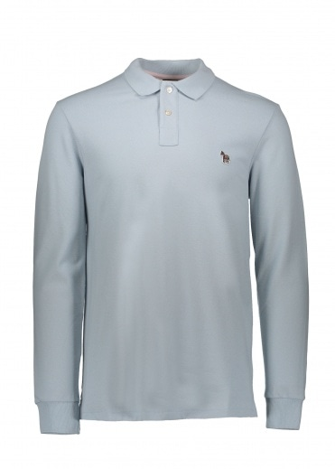 Paul Smith LS Polo - Light Blue