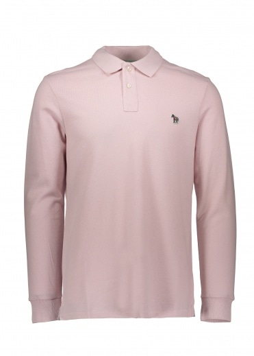 Paul Smith LS Polo - Pink