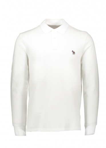 Paul Smith LS Polo - White