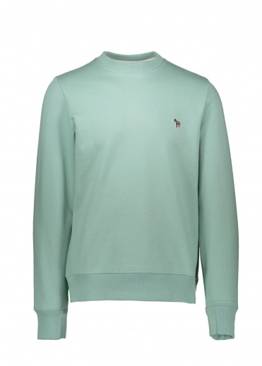 Paul Smith LS Reg Fit Sweatshirt - Green