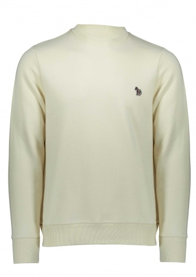 Paul Smith LS Sweatshirt - Cream
