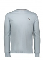 Paul Smith LS T-Shirt Light - Blue