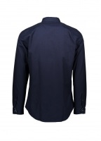 Paul Smith LS Tailored BD Shirt - Inky Blue