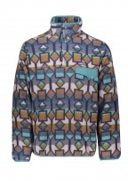 LW Synch Snap-T Pullover - Cedar