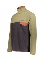 LW Synch Snap-T Pullover - Sage