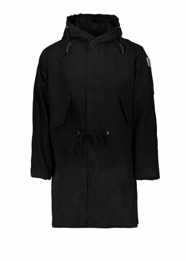 Stan Ray M51 Parka - Black Ops