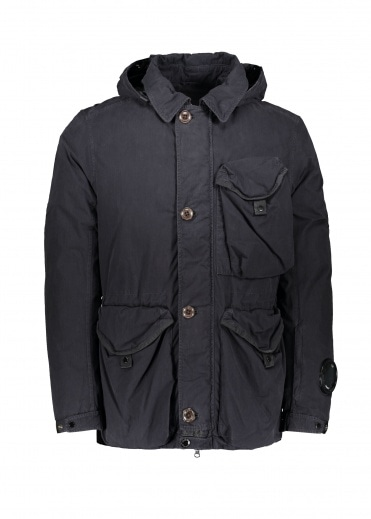 C.P. Company Medium Jacket - Total Eclipse
