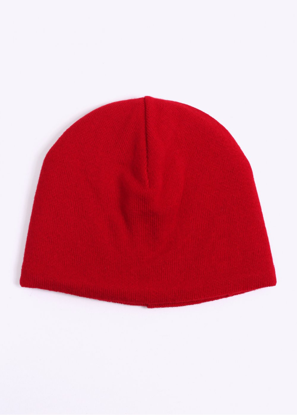 ef45088a7af Canada Goose Merino Wool Fleece Lined Beanie - Red