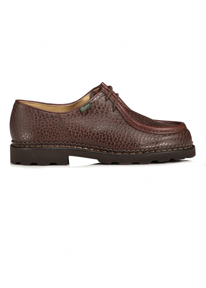 Paraboot Michael Shoes - Bison