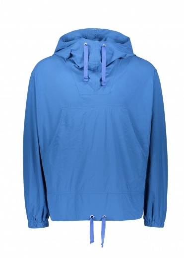 Beams Plus MIL Smock 2 Way Jacket - Blue