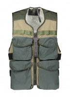 Military Guard Vest - Military Green