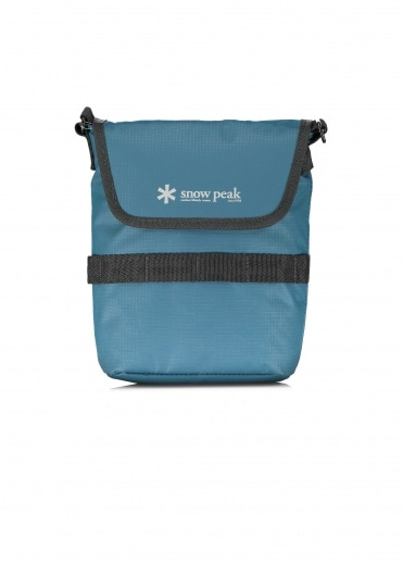 Snow Peak Mini Shoulder Bag - Blue