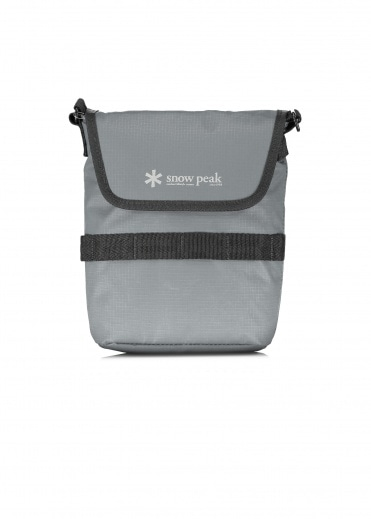 Snow Peak Mini Shoulder Bag - Grey