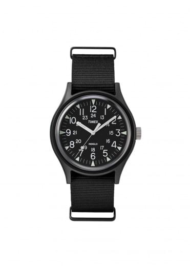 Timex MK1 Aluminum Watch - Black