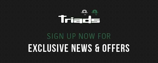 Sign up now for exclusive news & offers