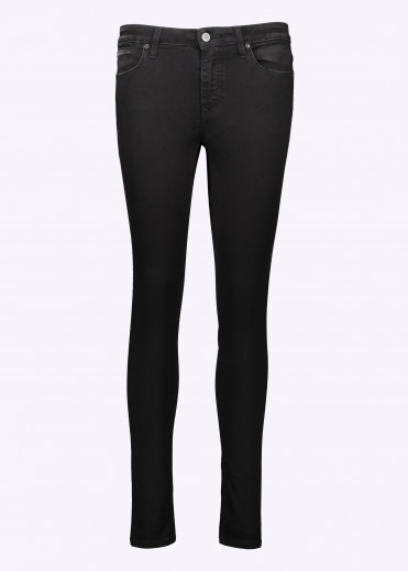Vivienne Westwood Anglomania Monroe Jeggings - Black Denim