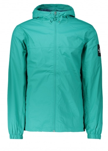 North Face Mountain Q Jacket - Porcelain Green