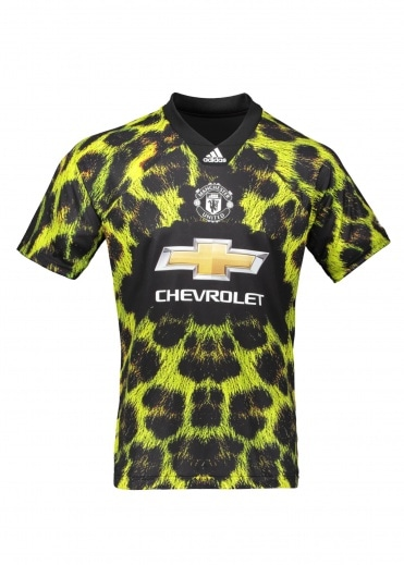Adidas Originals Apparel MUFC EA Jersey - Multi