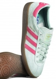 adidas Originals Footwear Munchen - Green / Pink