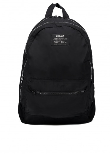 ECOALF Munich Backpack - Black