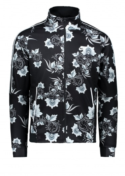 Nike Apparel N98 Jacket - Black / White
