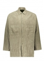 Nanamican Shirt Jacket - Olive