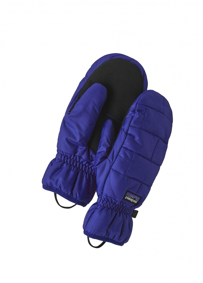 Nano Puff Mitts - Cobalt Blue