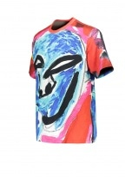 New Box T-Shirt - Voodoo Face Print