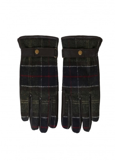 Barbour Newbrough Gloves - Classic