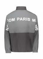 Drôle de Monsieur NFPM Windbreaker Jacket - Black