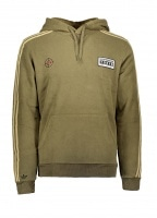 NH Hoodie Trace - Olive
