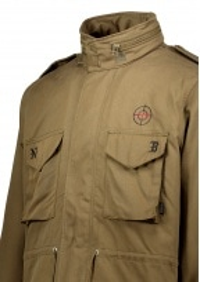NH M65 Jacket - Trace Olive