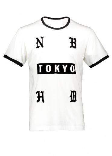 Adidas Originals x Neighborhood NH SSL Tee White
