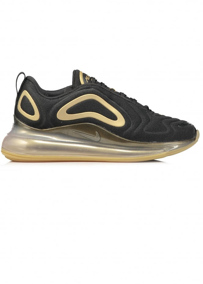 Air Max 720 - Black / Gold