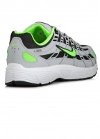 P-6000 Trainers - Wolf Grey / Green