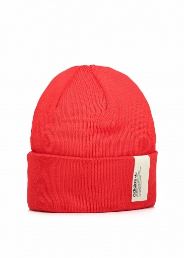 Adidas Originals Apparel NMD Beanie - Red